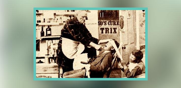 Istoria scaunului stomatologic