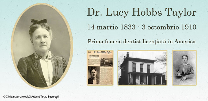 Prima femeie dentist licențiată în America