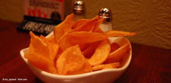 Chipsurile de cartofi