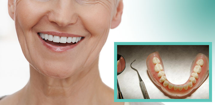 Îngrijirea protezei dentare