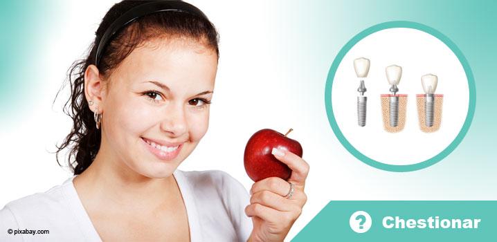 chestionar-implantul-dentar