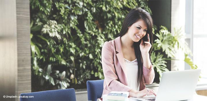Un zâmbet sănătos îți poate aduce un job bun
