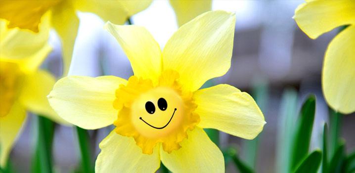 Un zâmbet minunat pentru primăvară!