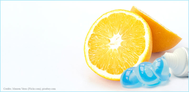 De ce are sucul de portocale un gust rău după ce te speli pe dinți?