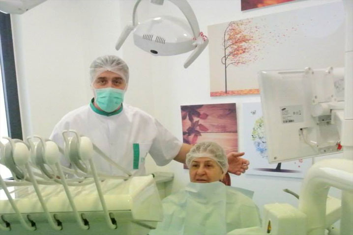 clinică stomatologică bucurești - chirurgie oro-maxilo-faciala